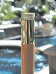 patio umbrella stand replacement parts the best option umbrella pole replacement coupling a light wood