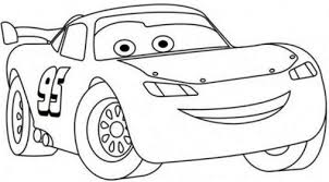 Small Picture Coloring Pages Printable Printable Disney Cars Lightning Mcqueen