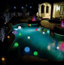 swimming pool lighting options. Brighten Up Your Outdoor Living Space With These Pool Lighting Options Swimming I