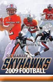 Football Program University The Utm Athletic 2009 - Of By Tennessee Martin Department Issuu Communications At