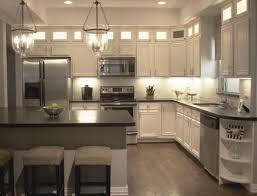 Remodeling A Kitchen Kitchen Striking Wall Cabinets Which Is Painted In White Created