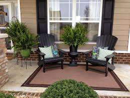 furniture for small patio. Small Patio Furniture Ideas \u2013 Beautiful Front Porch Chairs For