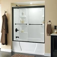terrific frameless sliding bathtub shower doors medium size of frosted glass sliding shower doors aqua shower
