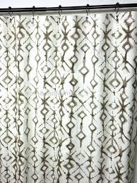 image 0 custom fabric shower curtains size curtain tribal