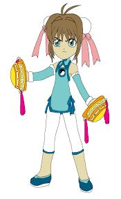 Sakura Dressed As Yumis Dragon Kung Fu Fighter By Alerkina4the5th