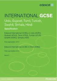edexcel international gcse sinhala pearson qualifications edexcel international gcse sinhala 2009 specification