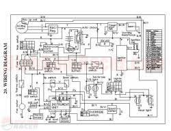 atv 300 wiring diagram 110cc quad wiring diagram at Buyang 110cc Atv Wiring Diagram