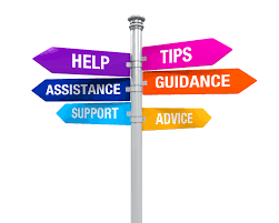 a turning point affordable low cost therapy sign directions support help tips advice guidance assistance