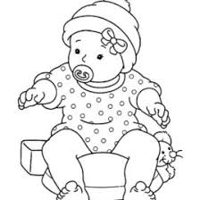 Small Picture American Girl Bitty Baby Coloring Page Free Printable Coloring