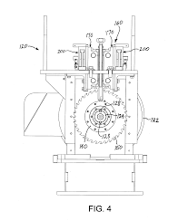 rip saw drawing. patent drawing rip saw