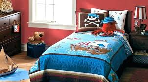 pirate bedroom furniture ship set theme amazing decoration includes kids sheets and pirates s