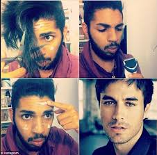 spot on the craze is picking up countless followers under the hash makeuptransformation