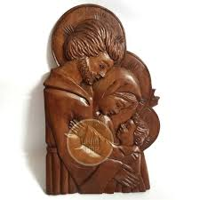 Thank you to our valued customers for continuously patronizing our products, because of you, we are able to give jobs to our local wood carvers in paete, laguna. Holy Family Wall Display Cutout Style Shopee Philippines