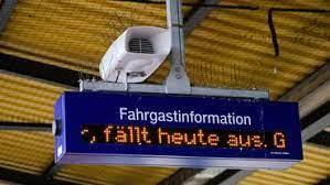 Log in to autobahn get in touch. Deutsche Bahn Funf Tage Streik Fahrkarten Ab Sofort Flexibel Nutzen