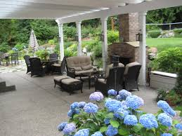 Which One To Choose Backyard Patio Concrete Patio Vs Wood Deck