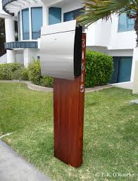 modern mailbox ideas. Modern Post Mailbox Enchanting With 64 About Remodel Best Interior Ideas