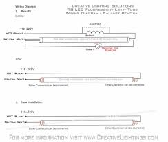 Wiring Fluorescent Lights To Led 92dec16 T8 Tube Wiring Diagram Wiring Resources