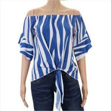 Ebay Asian Size Chart Details About Off Shoulders Slash Neck Half Sleeved Shirts New Fashion Chiffon Casual Top
