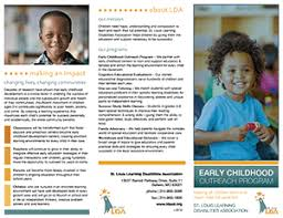 Outreach Learning St Disabilities Childhood Louis Early - Association
