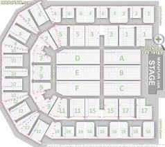 Metro Radio Arena Seating Chart Liverpool Echo Arena Seat Numbers Detailed Seating Plan