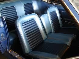 camaro and mustang front bench seats