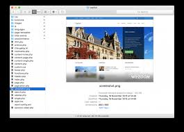 wpzoom themes file structure
