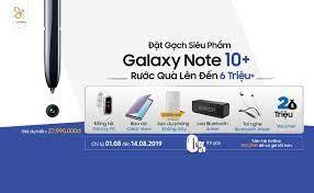 QC] Đặt gạch Galaxy Note 10+ sớm nhận bộ quà tặng hơn 9 triệu đồng tại  XTmobile