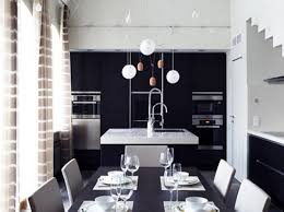 Dining Room : Stylish Idea For Modern Dining Room Also High Back ...