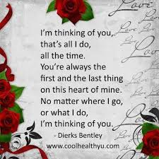 Thinking Of U Quotes Enchanting Thinking Of Him Cute Quotes On QuotesTopics