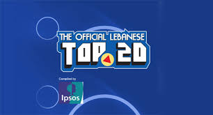 Top 20 Official Chart Official Lebanese Top 20