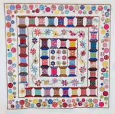 Fabadashery: Festival of Quilts 2014 - Focus on Medallion Quilts & 'My Love fro Liberty' by Tracy Alpin. ' Adamdwight.com