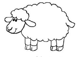 Small Picture Sheep Coloring Pages Wiki Coloring