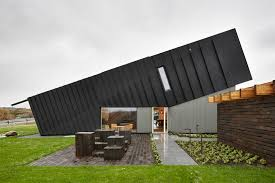 Small Picture snhettas tilted zero energy house completed in norway