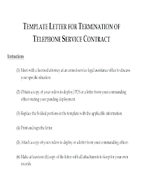 Best Lease Termination Letter Template Inspirational