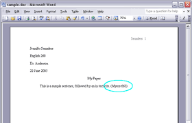 Mla Format For Intext Citations Formatting In Text Cites