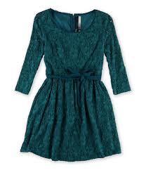 Kensie Clothing Size Chart Kensie Womens Lace A Line Dress