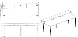 ... Desk Designs Plans Full size