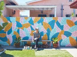 Muralist On The Move: Priscilla Carpenter Witte | BoutiqueHomes | Muralist,  Mural, Interior murals