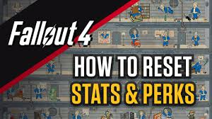 Fallout 4 Level Up Chart Fallout 4 How To Reset Perks And Skill Points Respec