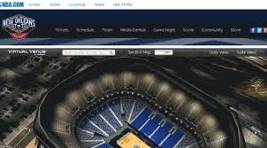 Pelicans Io Media Com New Orleans Pelicans Virtual V