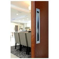 long sliding door flush pull handles stainless steel