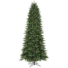GE 9-ft Pre-Lit Frasier Fir Artificial Christmas Tree with Color Changing  Warm