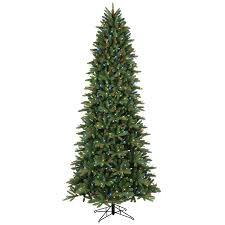 Sterling 9 Ft PreLit Natural Cut Salem Spruce Artificial Artificial Christmas Tree 9ft