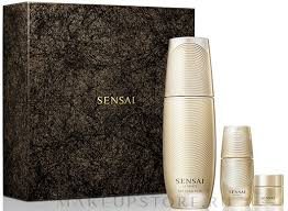 Kanebo <b>Sensai Ultimate</b> (tonic/16ml + emulsion/100ml + eye/cr/4ml ...