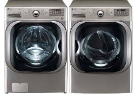 Frontload Washers Lg Front Load Washer