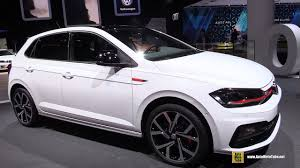 2018 volkswagen cars. simple cars 2018 volkswagen polo gti  exterior and interior walkaround debut at 2017  frankfurt auto show to volkswagen cars