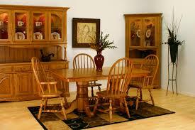 All Wood Dining Room Table Impressive Design Ideas Dining Room Solid Oak Dining Room Table