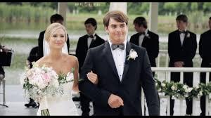 george and haley s wedding at hallabrook hill in valdosta ga