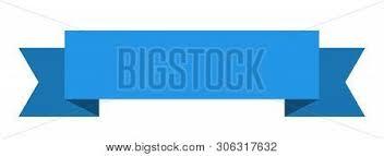 Blank Banner Blank Ribbon Sticker Vector Photo Free Trial Bigstock