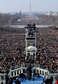 trump inauguration crowd size fox who pulled the bigger crowd trump or obama